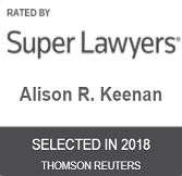 Superlawyers Alison Keenan
